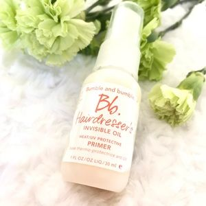 Bumble and Bumble Invisible Oil Primer 1oz